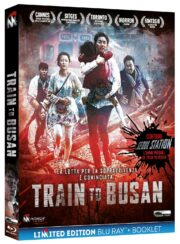 Train To Busan + Seoul Station(2 Blu Ray)
