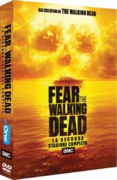Fear the Walking Dead – Stagione 02 (4 DVD)