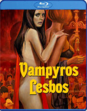 Vampyros lesbos (Blu Ray)