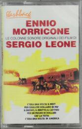 Ennio Morricone – Le colonne sonore originali dei film di Sergio Leone (audiocassetta)