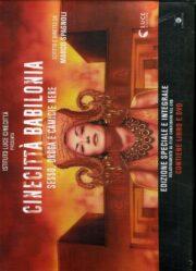 Cinecitta' Babilonia (Dvd+Libro)