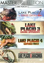 Lake placid Master Collection (4 DVD)