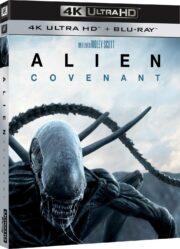 Alien Covenant (4K Ultra Hd+Blu-Ray)