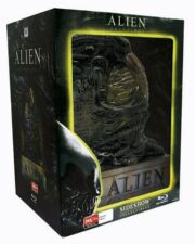 Alien Sideshow Collection Alien Anthology – Ultimate Egg Collector's Edition (6 Dischi)