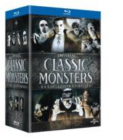 Classic Monsters Box Set – la collezione completa (7 Blu Ray)