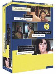 """Claudia Cardinale in """"I Guappi"""", """"Nell'anno del signore"""", Gruppo di famiglia in un interno"""" (3 DVD BOX)"""