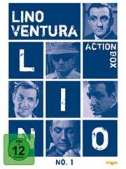 Lino Ventura Action Box (3 DVD)