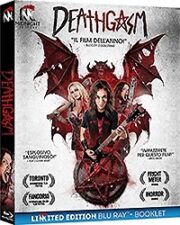 Deathgasm – Limited Edition (Blu-Ray+Booklet)