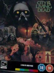 Paura nella città dei morti viventi (IN INGLESE) Blu-Ray STEELBOOK