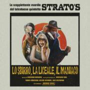 Strato's – Lo sbirro, la liceale, il maniaco (LP)