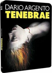 Tenebrae (Tenebre) BLU-RAY (steelbook edition)
