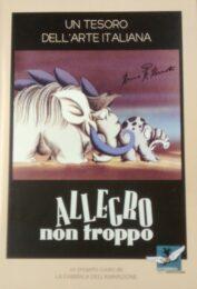 Bruno Bozzetto: Allegro non troppo – Un tesoro dell'Arte Italiana