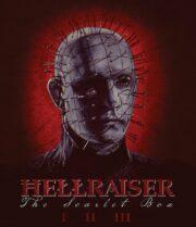 Hellraiser: Scarlet Box (4 BLU-RAY)