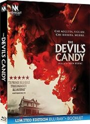 Devil's Candy (Blu Ray+Booklet)