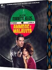 Ammore E Malavita (Limited Edition) Dvd+Blu-Ray+CD