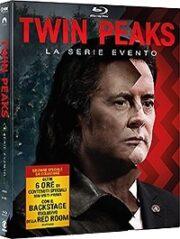 Twin Peaks (2017) (9 Blu Ray)