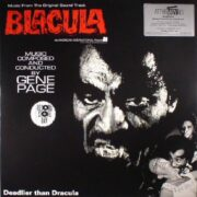 Blacula (Deluxe Edition red LP) Record Store Day 2017