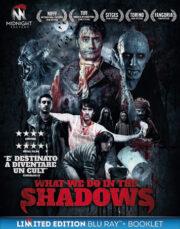 Vita da vampiro What We Do In The Shadows (Ltd) Blu Ray+Booklet