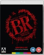 Battle royale director's cut Blu Ray