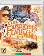 Morte sospetta di una minorenne [Dual Format Blu-ray + DVD]