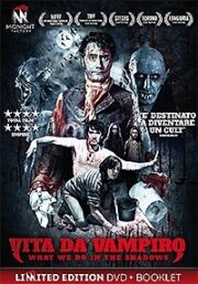 Vita da vampiro What We Do In The Shadows (Ltd) DVD+Booklet