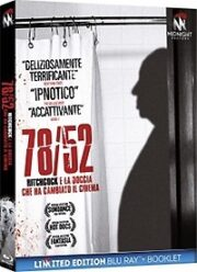 78/52: Hitchcock e la doccia che ha cambiato la storia (Ltd) (2 Blu Ray+Booklet)