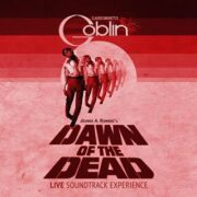 Dawn of the Dead Zombi – Live in Helsinki 2017 red LP