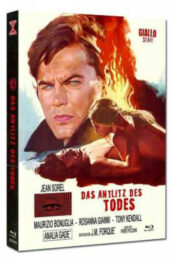 Volpe dalla coda di velluto, La – Limited 444 Mediabook Cover B [Blu-Ray + DVD] (Copy)