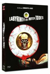 Gatti rossi in un labirinto di vetro – Limited 333 Mediabook Cover B [Blu-Ray + DVD]
