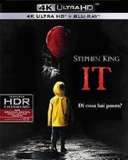 It (2017) (UHD 4K+Blu-Ray)