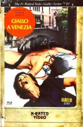 Giallo a Venezia – Limited edition Blu Ray