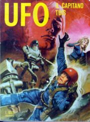 UFO n. 3 (1979) – Il capitano Tuis
