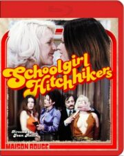 Schoolgirl Hitchhikers (Blu Ray)