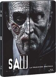 Saw: Legacy + Saw: L'enigmista (Steelbook 2 Blu Ray)