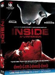 Inside – A L'Interieur (Ltd Edition) Blu Ray