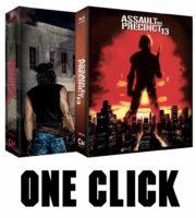 Distretto 13 Le Brigate Della Morte [Blu-Ray+DVD] One Click LTD 150