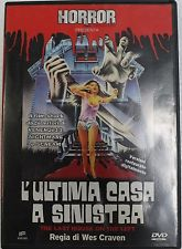 Ultima casa a sinistra, L' (editoriale 1 DVD)