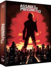 Distretto 13 Le Brigate Della Morte [Blu-Ray+DVD] LTD Lenticolare