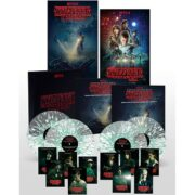 Stranger Things – Original Music Series 1&2 Limited edition 4LP Coloured + Gadgets