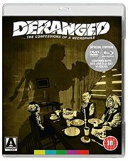 Deranged (DVD + BLU RAY)