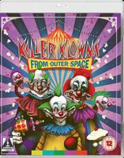 Killer klowns from outer space (Blu Ray)
