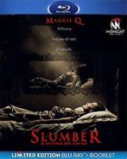 Slumber – Il Demone Del Sonno (LTD) Blu Ray+Booklet