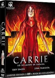 Carrie – Lo Sguardo Di Satana – Limited Edition (3 Dvd+Booklet)