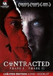 Contracted: Phase 1 + Phase 2 (LTD) DVD+Booklet