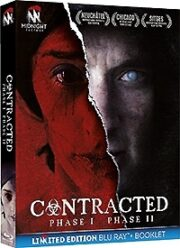 Contracted: Phase 1 + Phase 2 (LTD) Blu Ray+Booklet