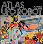 Atlas Ufo Robot (Ltd. ed.coloured vinyl Record store day 2018)