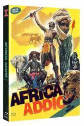 Africa addio (+bonusfilm) Limited 444 Mediabook Cover A [Blu-Ray]