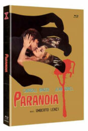 Paranoia – Limited 333 Mediabook Cover B [Blu-Ray + DVD]