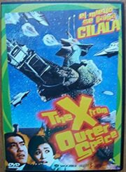X from outer space, The