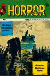 Horror – Comic Stories n.4